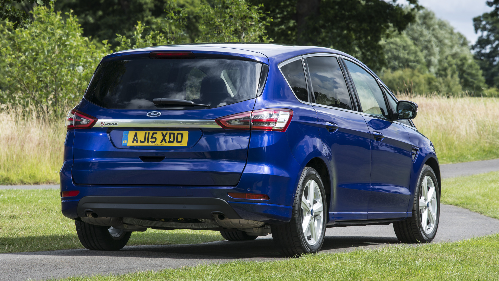 2017 ford s max review
