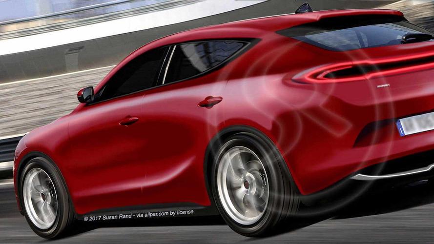 Dodge Journey de nova geração - Projeções do site Allpar