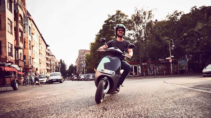 600 scooters électriques arrivent à Paris cet été