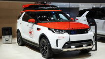 Land Rover Discovery Project Hero Konsepti
