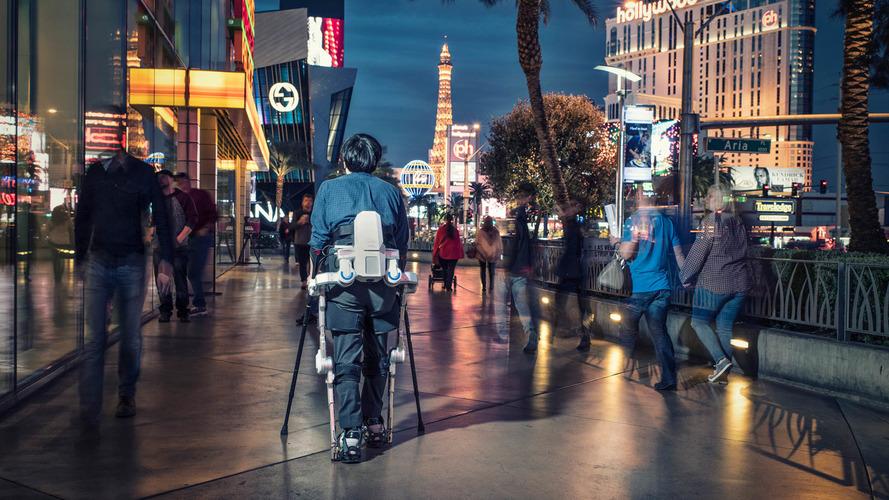 Hyundai details robot exoskeleton, can assist paraplegics and elderly