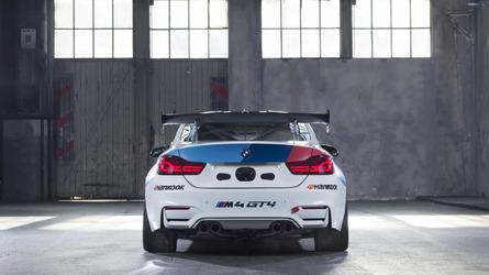 BMW révèle la très méchante M4 GT4