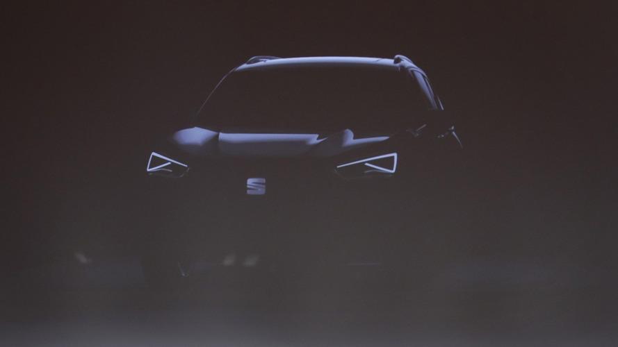 2018 SEAT orta boyutlu SUV teaser'ları