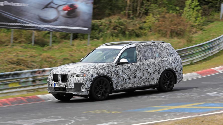 BMW X7 konsepti Frankfurt'ta tanıtlacak