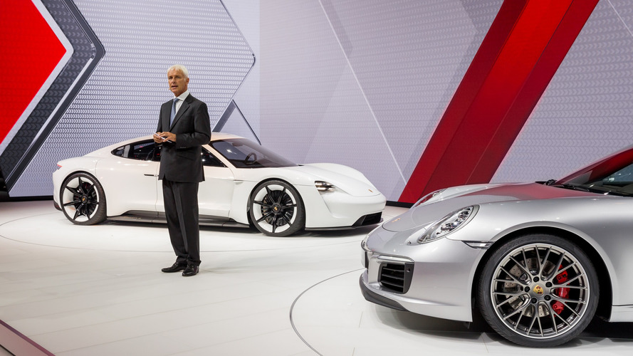 Porsche Promises To Set New Standards In Terms Of Electric Cars