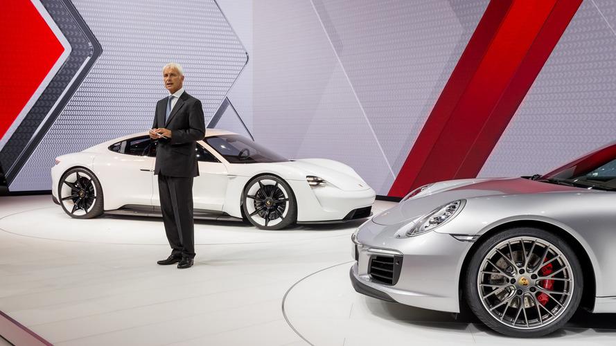 Porsche elektrikli otomobillere yeni standartlar getirecek