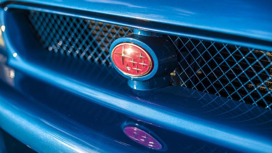Every Subaru Model Getting 50th Anniversary Edition In 2018