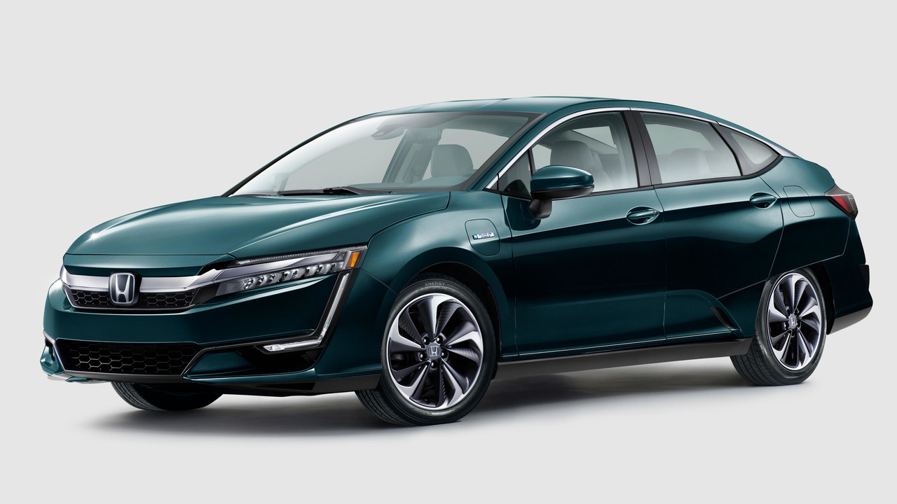 2018 honda clarity plug in hybrid photo. Black Bedroom Furniture Sets. Home Design Ideas