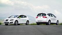 Seat Leon TwinDrive & Altea XL Electric Ecomotive - 11.11.2011