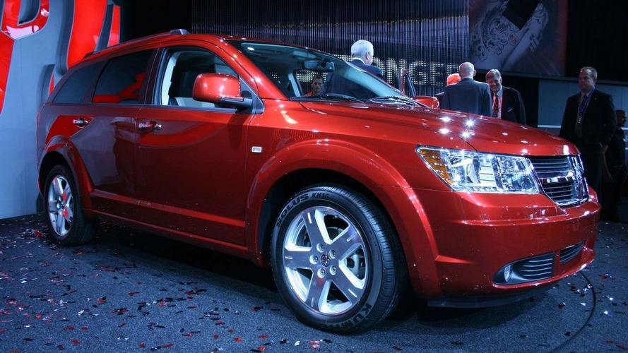 All New Dodge Journey Revealed
