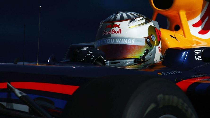 Vettel not penalised after engine oil spillage
