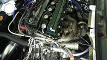 HKS CZ200S Mitsubishi Lancer EVO X