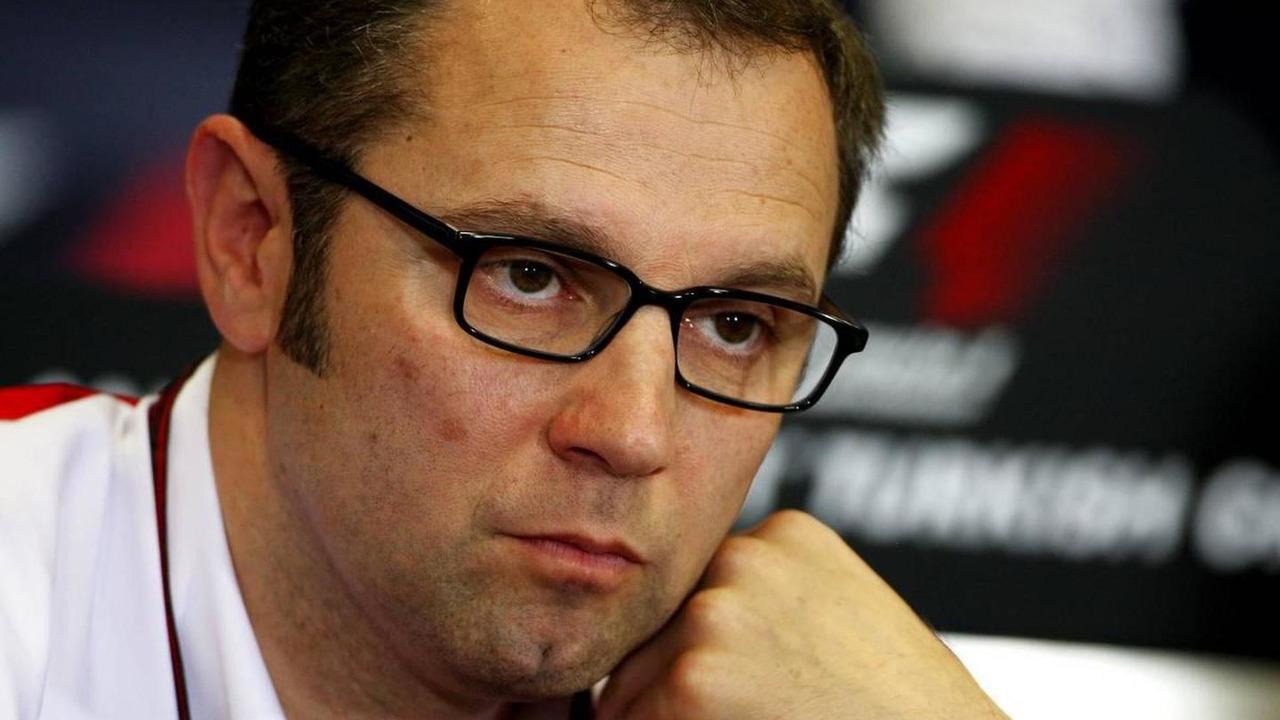 Stefano Domenicali (ITA) Ferrari General Director, Turkish Grand Prix, 28.05.2010 Istanbul, Turkey