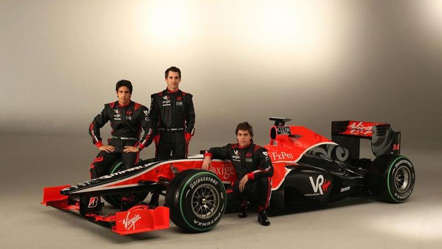 Established teams want Virgin to fail - Wirth