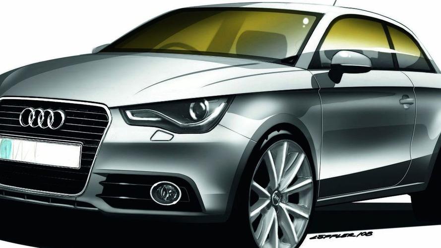 Audi A1 e-Tron Concept Announced for Geneva Debut