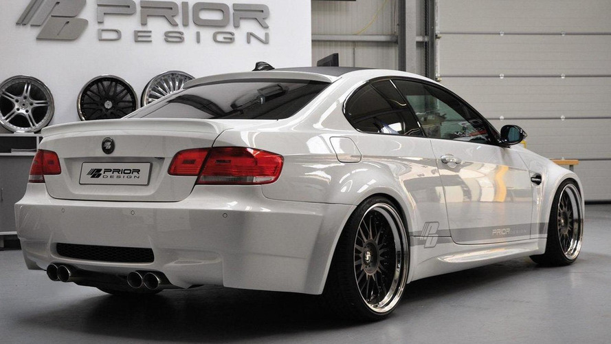 BMW M3 E92 Widebody by Prior Design