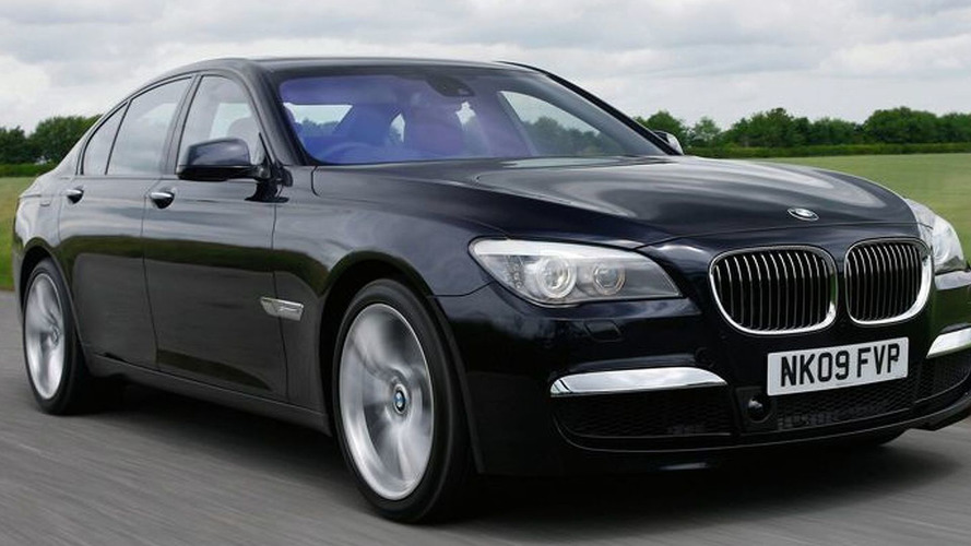 BMW 7-Series M Sport Package: First Official Photos Surface
