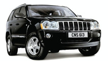 Jeep Grand Cherokee Predator Special Edition (UK)
