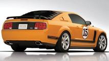 Saleen Parnelli Jones Limited Edition Mustang
