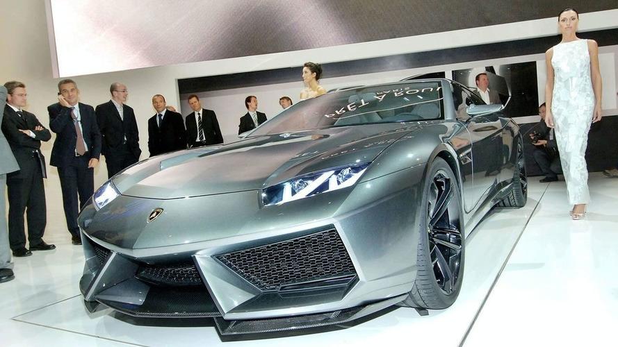 Lamborghini to build Estoque or LM00X - not both