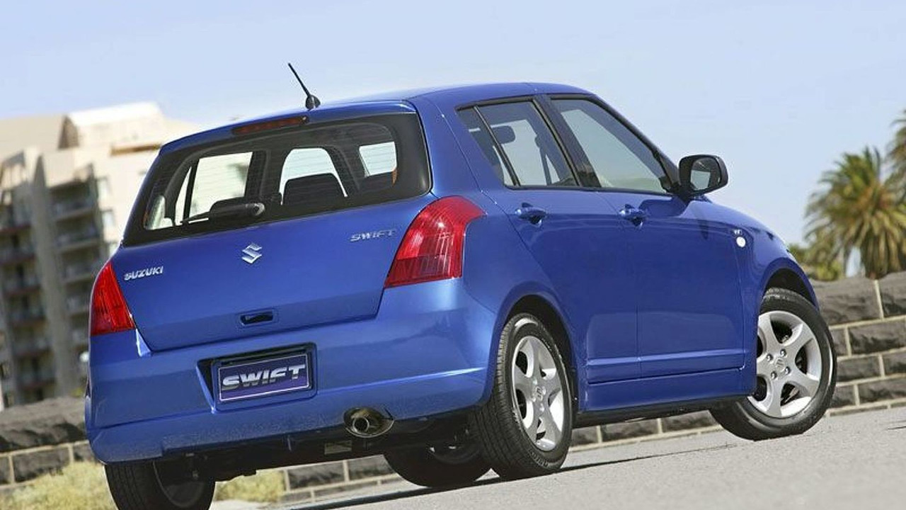 New Suzuki Swift (Australia)