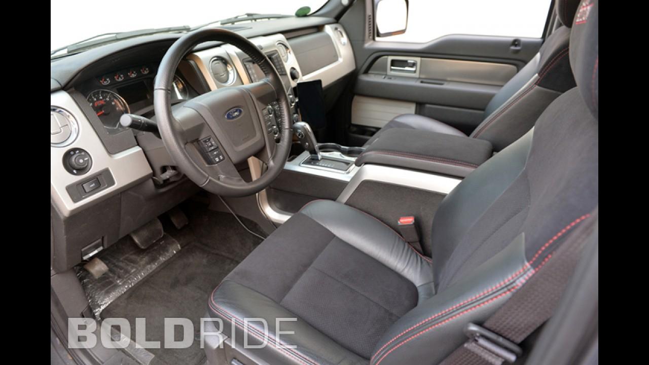 Tjin Edition Ford F 150 Sema Show Truck