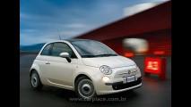 Na Europa, Fiat 500 é eleito o