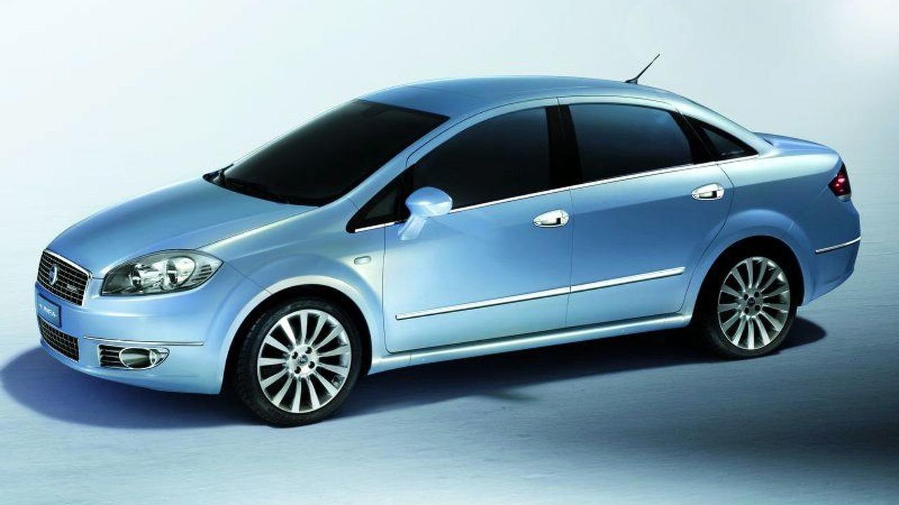 All New Fiat Linea