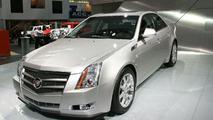 All-New 2008 Cadillac CTS at Frankfurt
