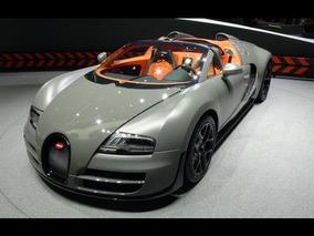 Bugatti Veyron GrandSport VITESSE