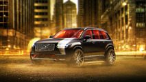 Volvo XC90 for Jean Grey