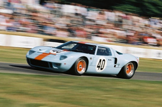 The Ford GT40: America Takes on the World