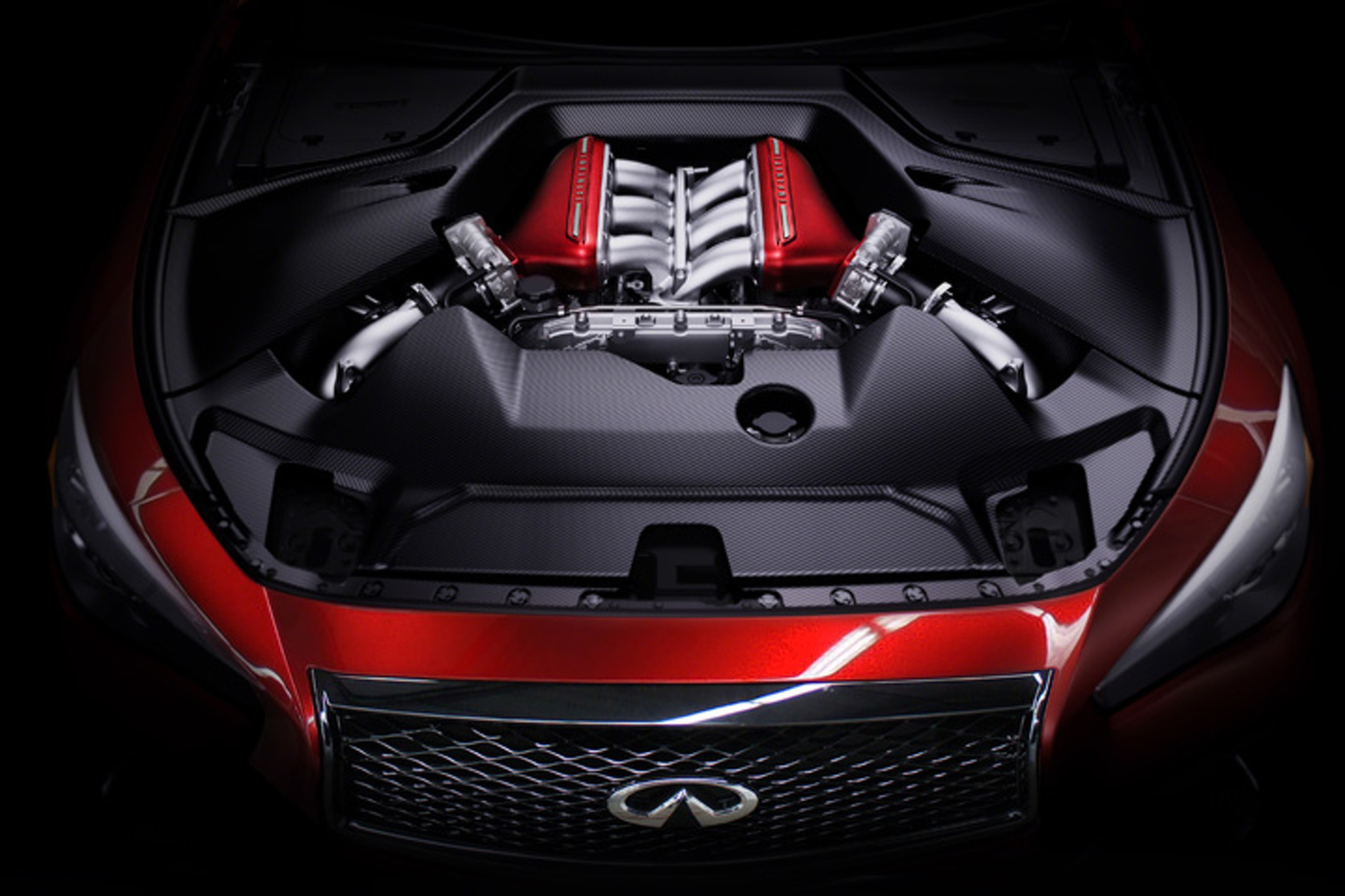 The Q50 Eau Rouge is Happening for Real