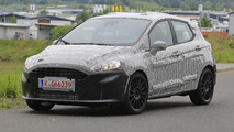 2018 Ford Fiesta ST spy photo