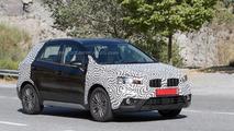 Suzuki SX4 S-Cross facelift spied with BMW-inspired camouflage