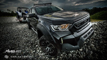 Ford Ranger By Carlex And MS-RT