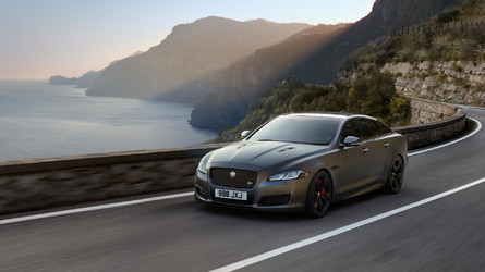 Jaguar Reveals Hot New XJR575 Super Saloon And XJ Updates
