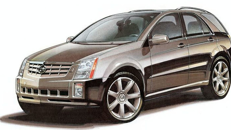Cadillac SRX to be replaced by 2011