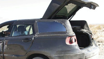 BMW X6 Rear Trunk Spy Photos