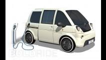 Mia Electric Mia Box Van