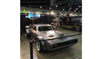 Vin Diesel's Fast 8 Charger