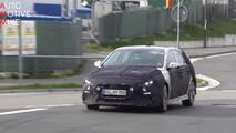 Hyundai i30 N at the Nurburgring