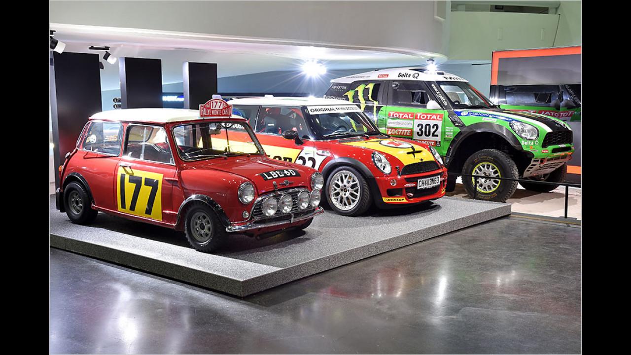 Mini im Motorsport