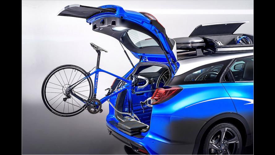 Fahrrad-Laster