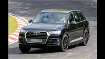 Audi SQ7: Erlkönig zeigt Details