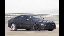 Neue Mercedes-Erlkönige
