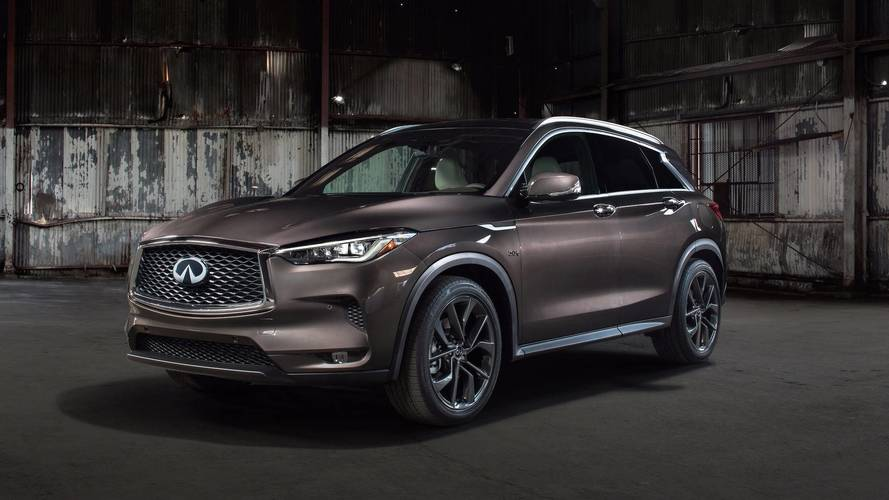 Infiniti Launching Five New Cars Just For China
