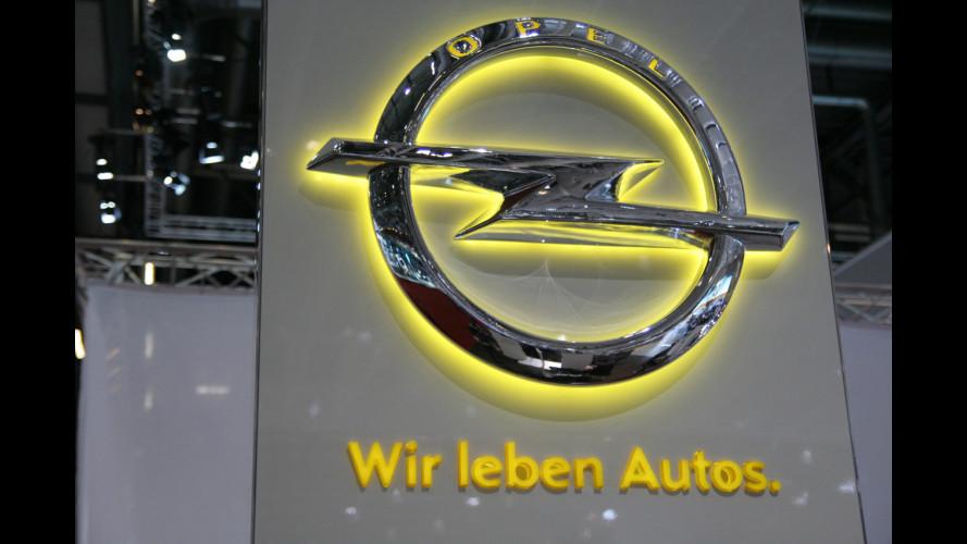 Opel al Salone di Ginevra 2010