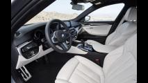 Nuova BMW Serie 5 038