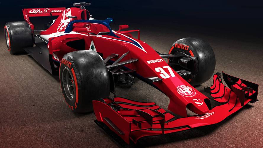 Alfa Romeo Launching F1 Bid Today